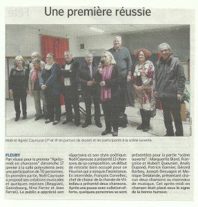 Article La Manche libre